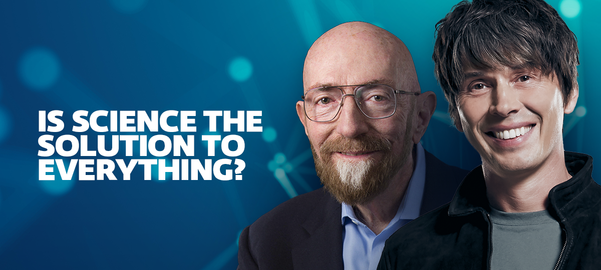 Meet Professors Kip Thorne and Brian Cox at the ESET Science Award